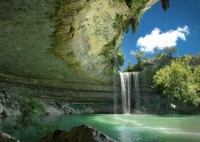 Hamilton Pool - Austin, Texas