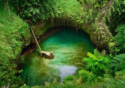 Tosua Pool -  isole Samoa
