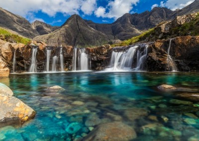 Fairy Pools - Isle of Skye, Scozia