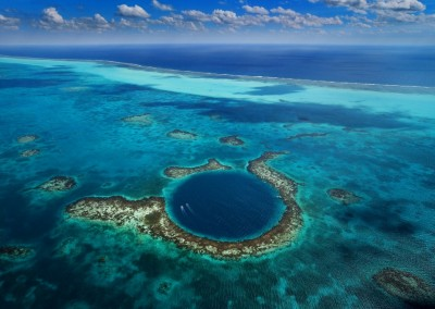 Greate Blu Hole - Mar dei Caraibi, Belize
