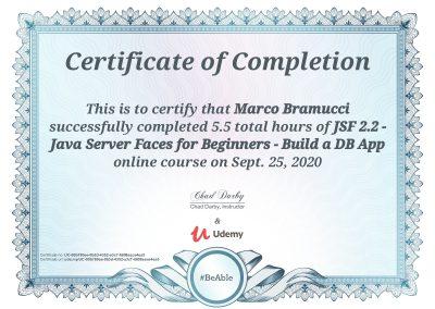 JSF-Certification